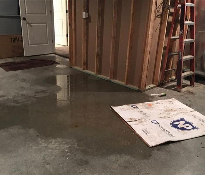 Pre-Mitigation Water loss